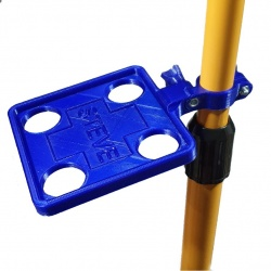 Target Shooting Stand Pellet Tray Holder ** COMING SOON **
